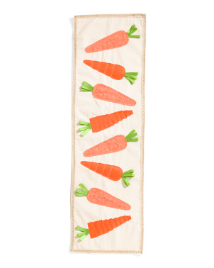 14x48 Carrot Mix Runner Table Runner