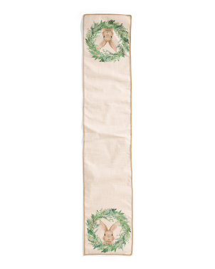 14x72 Emma Bunny Table Runner
