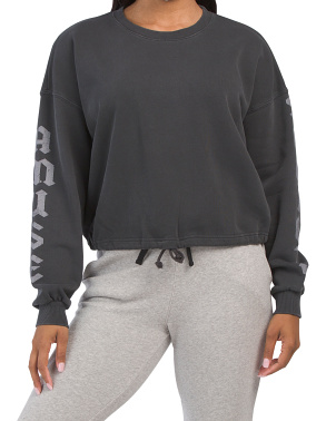 Still Waters Fleece Sweatshirt