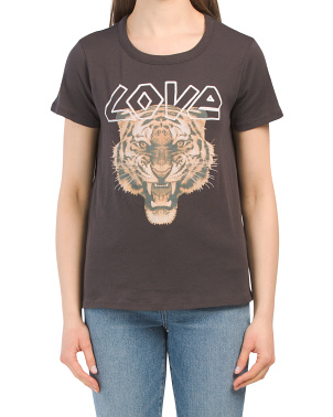 Love Tiger T-shirt