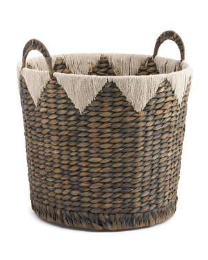 Small Rice Nut Weave Basket