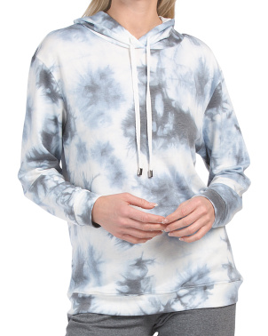 Baby French Terry Tie Dye Hoodie
