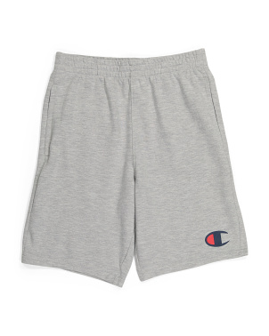 Big Boys Logo French Terry Shorts