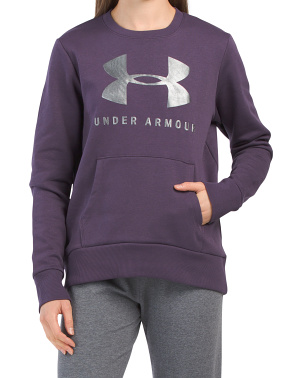 Rival Fleece Crew Neck Sweatshirt