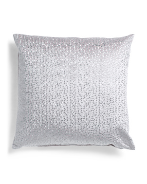 24x24 Oversized Velvet Pillow
