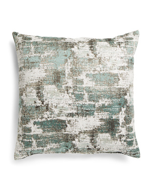 Made In Usa 22x22 Textured Pillow