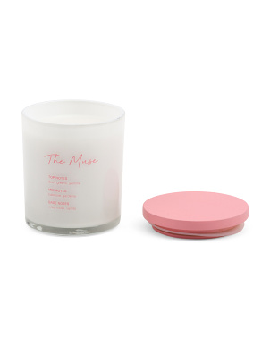 10.5oz The Muse Candle