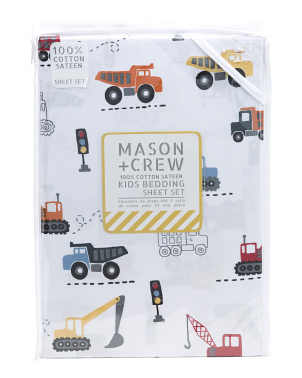 Construction Traffic Sheet Set
