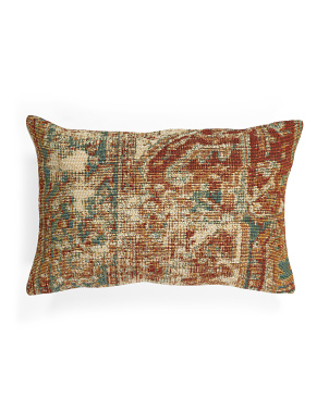 13x21 Textured Boho Pillow