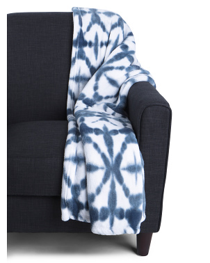 I Daizen Loft Fleece Throw