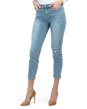 Eco Friendly High Waisted Denim Jeans