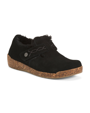 Suede Cozy Comfort Shoes