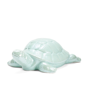 Tortoise Tabletop Decor