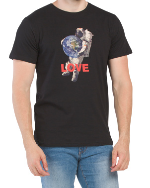 Astro Love Organic Cotton Tee