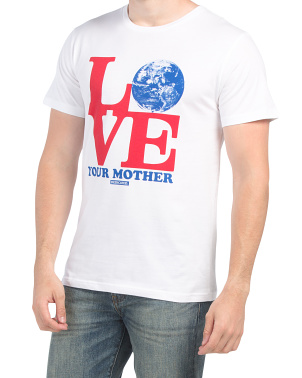 Love Mother Organic Cotton Tee