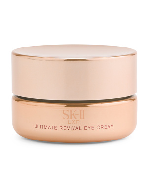 0.52oz Lxp Ultimate Revival Eye Cream
