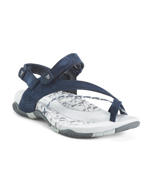 Leather Comfort Sport Sandals