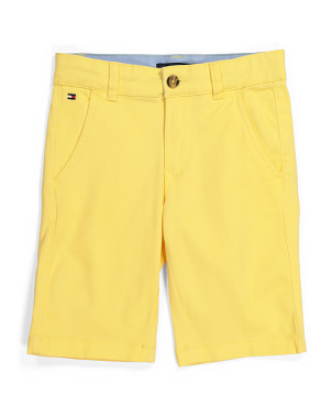 Big Boy Flat Front Shorts