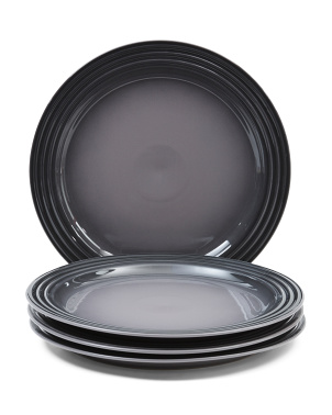 4pk Vancouver Dinner Plates