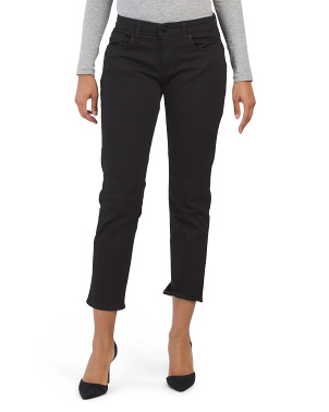 Dre Low Rise Slim Boyfriend Pants