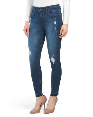 Florence Mid Rise Instasculpt Skinny Jeans