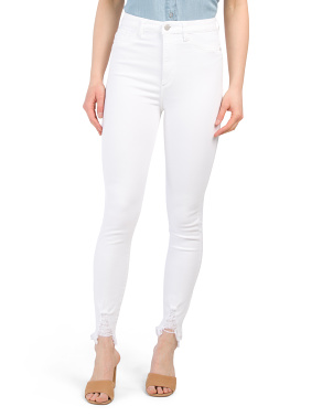 Ultra High Rise Instasculpt Ankle Jeans