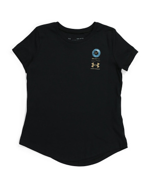 Girls Virgin Galactic Tee