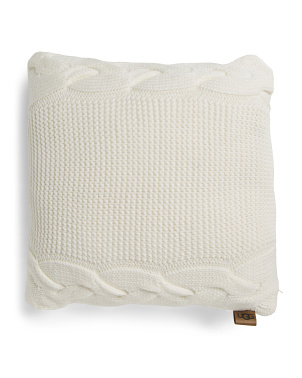 20x20 Knit Pillow