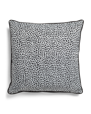 Made In Usa 22x22 Hopper Print Pillow