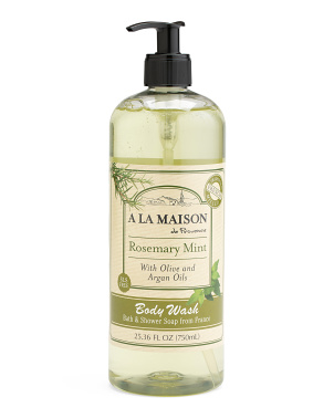 Made In France 25.36  Rosemary Mint Body Wash