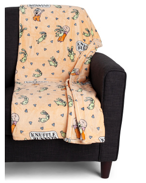 Mo Willems Knuffle Bunny Throw
