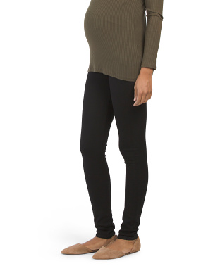 Maternity Made In Usa Rocket Skinny Over The Belly Jeans