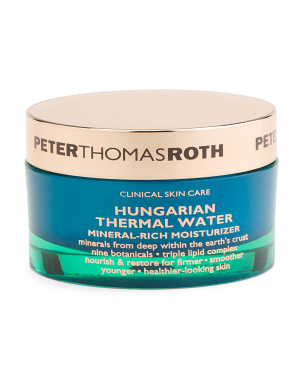 1.7oz Hungarian Thermal Water Mineral Rich Moisturizer