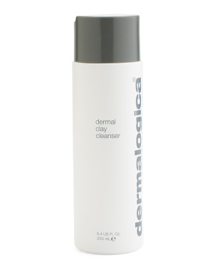 8.4oz Dermal Clay Cleanser