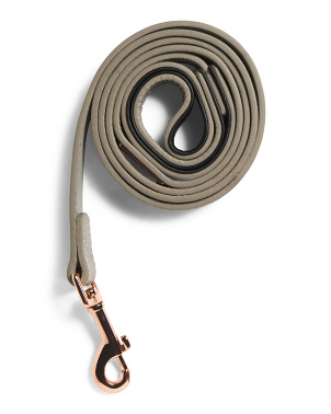 Leather Vivid Collection Leash