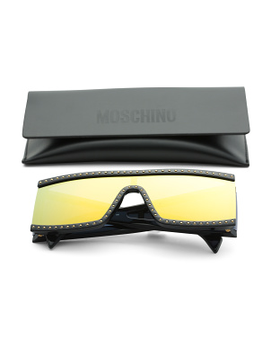 99mm Designer Oversized Sunglasses