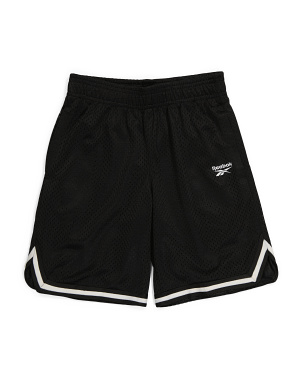 Big Boy Vector Full Court Mesh Shorts