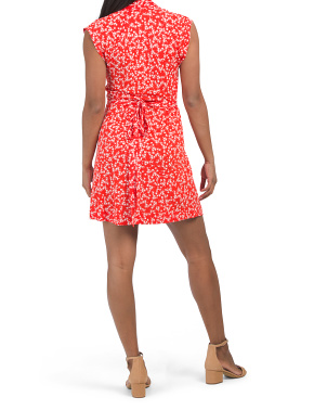 FRENCH CONNECTION Bruna Jersey Wrap Style Dress, $29.99 (Compare at $60)