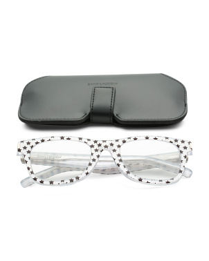 50mm Designer Blue Light Reader Glasses