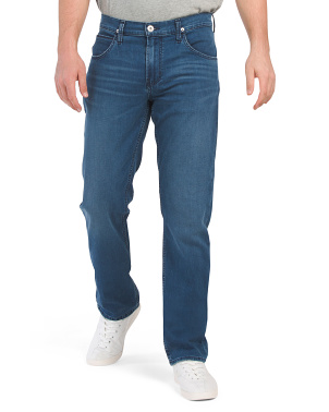 Byron Slim Straight Jeans
