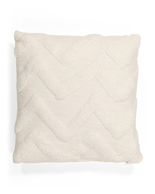 20x20 Tufted Pillow