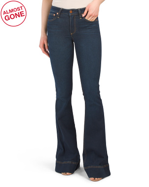 Made In Usa Beautiful Mid Rise Bell Jeans