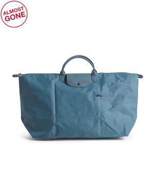 Nylon Le Pliage Club Travel Tote