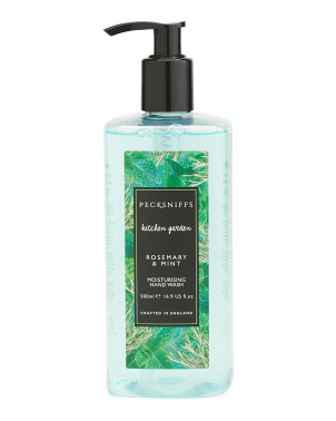 16.9oz Rosemary Mint Liquid Soap