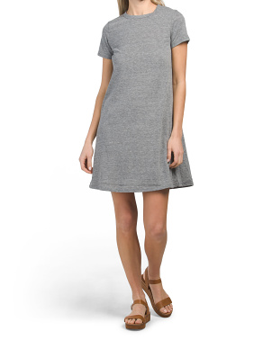 Eco Flare T-shirt Dress