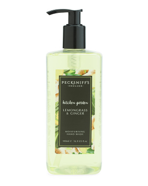 16.9oz Lemongrass Ginger Liquid Soap