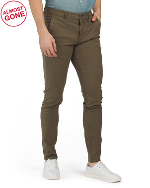 Made In Usa Fit 1 Classic Chino Pants
