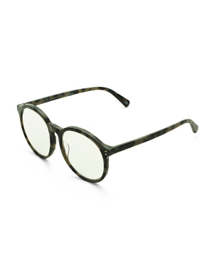 54mm Designer Blue Light Reading Glasses