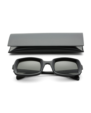 51mm Designer Square Sunglasses