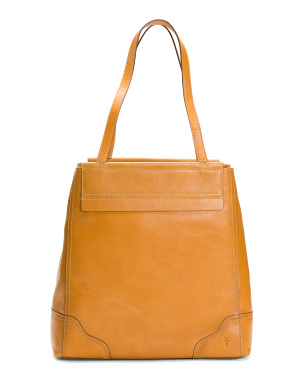Leather Charlie Simple Tote